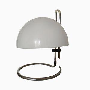 Lámpara de mesa de Carlo Santi para Kartell, años 70