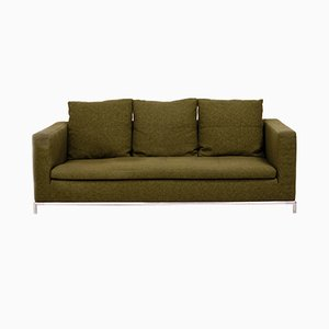 Green George 3-Seater Sofa by Antonio Citterio for B&B Italia, 2001