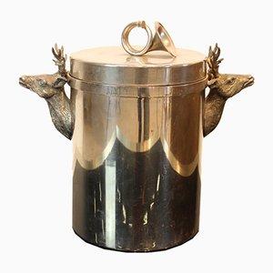 Vintage Italian Ice Bucket by Gabriella Crespi