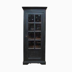 Black Cherrywood Cabinet, 1900s
