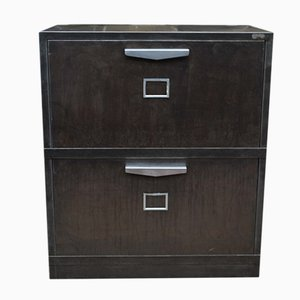 Vintage Industrial Filing Cabinet, 1950s