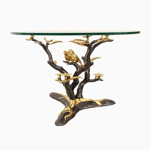 Table Basse Oiseau Vintage par Willy Daro