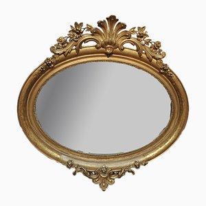 Espejo estilo Luis XV antiguo