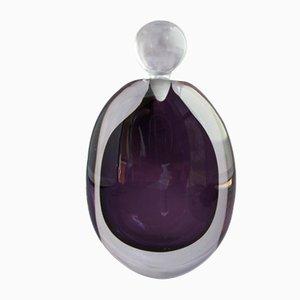 Bote de perfume Boda de Vicke Lindstrand para Kosta, años 60