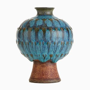 Farsta Vase by Wilhelm Kåge for Gustavsberg, 1940s