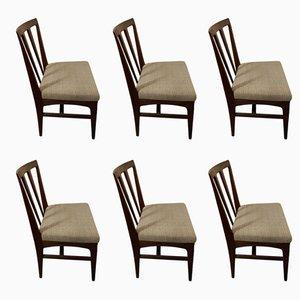 Esszimmerstühle von Younger Ltd., 1970er, 6er Set