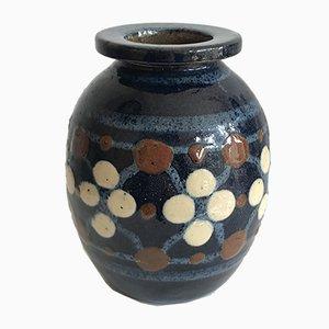 Vase von Paul Jacquet, 1920er