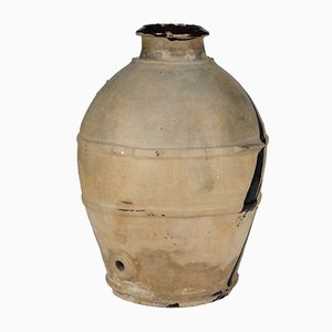 Antique Italian Terracotta Amphora, 1800s