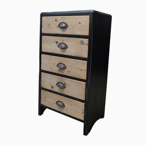 Small Vintage Chest of Drawers, 1950s