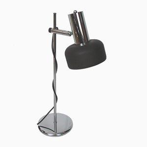 Lámpara de escritorio vintage, años 70
