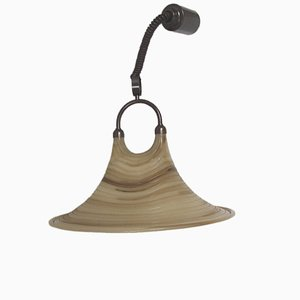 Lámpara colgante de Cristallux, años 70