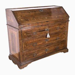 Antique Walnut Wood Dresser