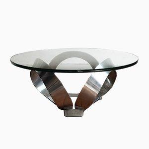 Mesa de centro Diamond vintage de Knut Hesterberg para Ronald Schmitt, años 60