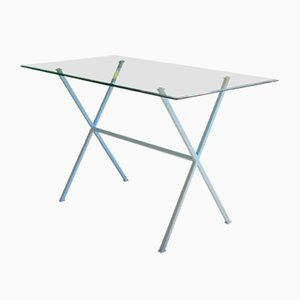 Aqua Light Libelle Desk by Dixel