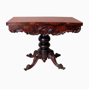 Antiker viktorianischer Tisch aus Mahagoni