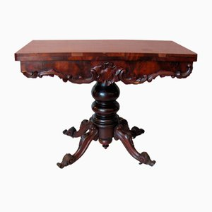 Antique Victorian Mahogany Table