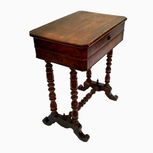 Antique Walnut Toiletry Table
