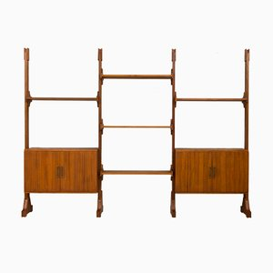 Italian Wall Unit or Room Divider, 1960s