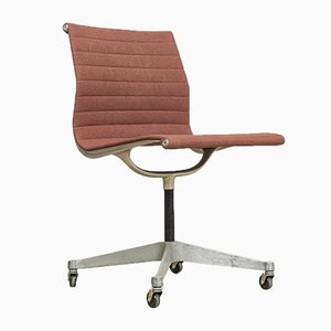 Chaise d'Appoint Aluminum Group Mid-Century par Charles & Ray Eames pour Herman Miller, 1960s