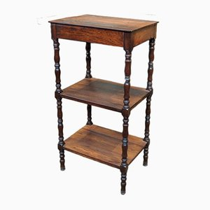 Antique Rosewood Console Table