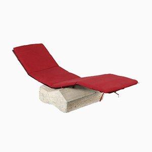 Italienischer Vintage Diapason Sessel von Michele De Lucchi