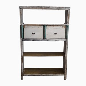 Antique Shelving Unit