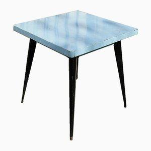 Tavolo industriale di Xavier Pauchard per Tolix, Francia, anni '40