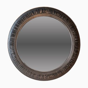Round Mirror by Rizzato, 1970s