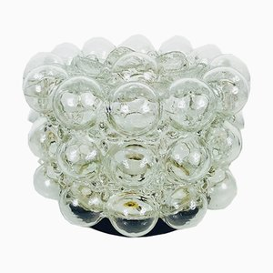 Bubble Glass Flush Mount by Helena Tynell for Limburg, 1960s