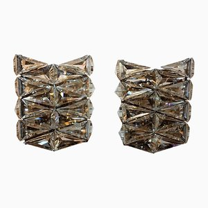 Mid-Century Austrian Sconces from Bakalowits & Söhne, 1960s, Set of 2
