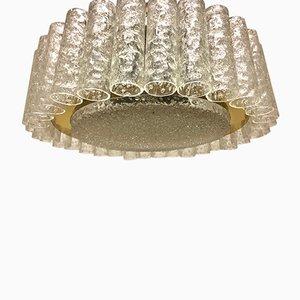 Mid-Century Deckenlampe mit 6 Leuchten von Doria