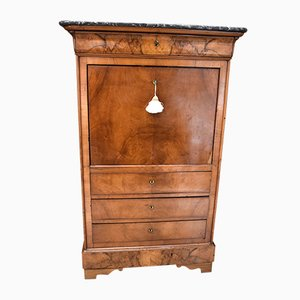 Antique Walnut Secretaire
