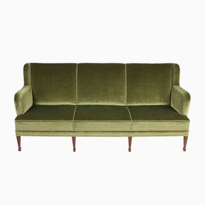 Mid-Century Danish Sofa by Frits Henningsen, 1940s