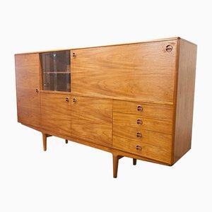 Skandinavisches Sideboard aus Teak, 1960er