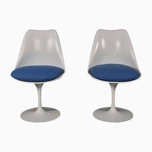 Chaises Tulipe par Eero Saarinen pour Knoll, 1950s, Set de 2