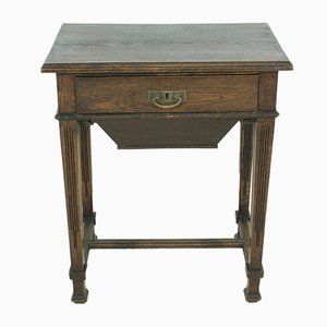 Mesa de costura vintage, años 20