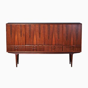 Danish Modern Rosewood Credenza, 1960s