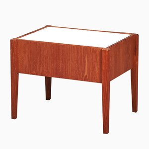 Danish Modern Teak Planter Box, 1960s