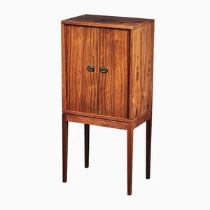 Danish Rosewood Pipe Cabinet de Henning Korch para Silkeborg Møbelfabrik, años 60