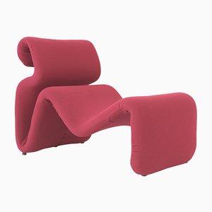 Etcetera Lounge Chair by Jan Ekselius, 1970s