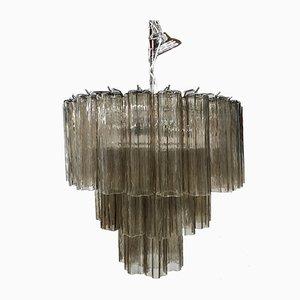 Sputnik Tronchi Kronleuchter mit Anhängern aus Muranoglas von Italian light design