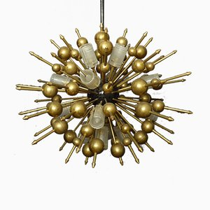 Vintage Sputnik Ceiling Light