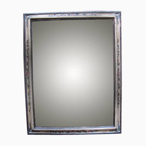 Antiker rechteckiger Spiegel