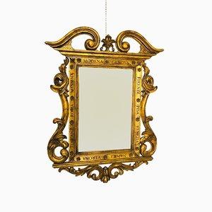 Espejo dorado, años 20
