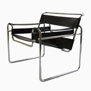 Wassily B3 Chair by Marcel Breuer for Knoll, 1970s