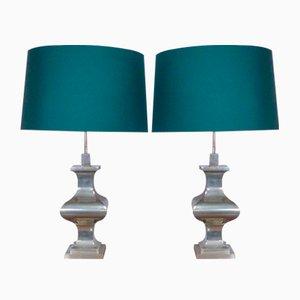 Tischlampen im antiken Stil, 1970er, 2er Set