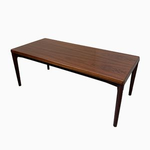 Large Danish Rosewood Coffee Table from Vejle, 1970s