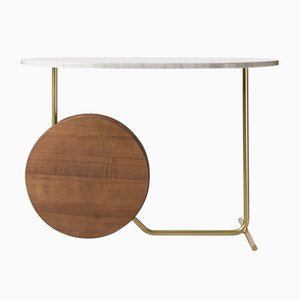 Tavolino Rollin 'di STUDIO NOVE.3 per Berardelli Home