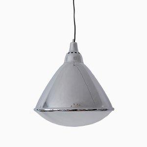 Lámpara colgante Headlight Mid-Century de Ingo Maurer para Design M, años 50