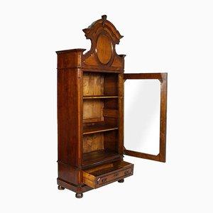 Librería italiana era Louis Philippe antigua